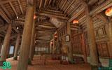 Antique building 3D scans high quality