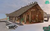 Digital preservation for culture heritage, history monument