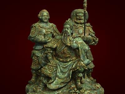 tượng Tam Thánh