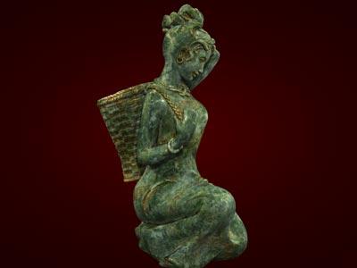 Tượng nghệ thuật- tượng cô gái