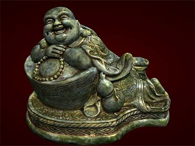 Tượng Phật Di Lặc nằm, Tượng phong thủy. Hàng thủ công mỹ nghệ. Đồ lưu niệm. Quà tặng. Tượng tôn giáo. Tượng đúc.