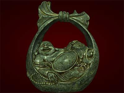 Tượng Phật Di Lặc. Quà tặng