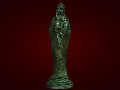 Tượng Đức Mẹ bồng con. Tượng Thiên Chúa. Tượng tôn giáo. Tượng đuc. Tượng thủ công mỹ nghệ. Đồ lưu niệm. Quà tặng