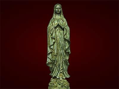 Tượng chúa Đức Mẹ. Tượng tôn giáo