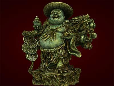 Tượng phong thủy- Tượng Phật Di Lặc