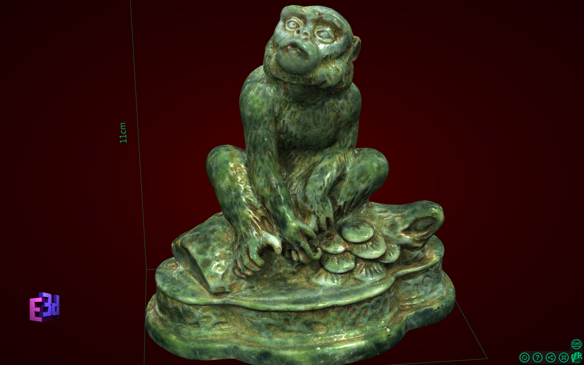 Khỉ giáp bé