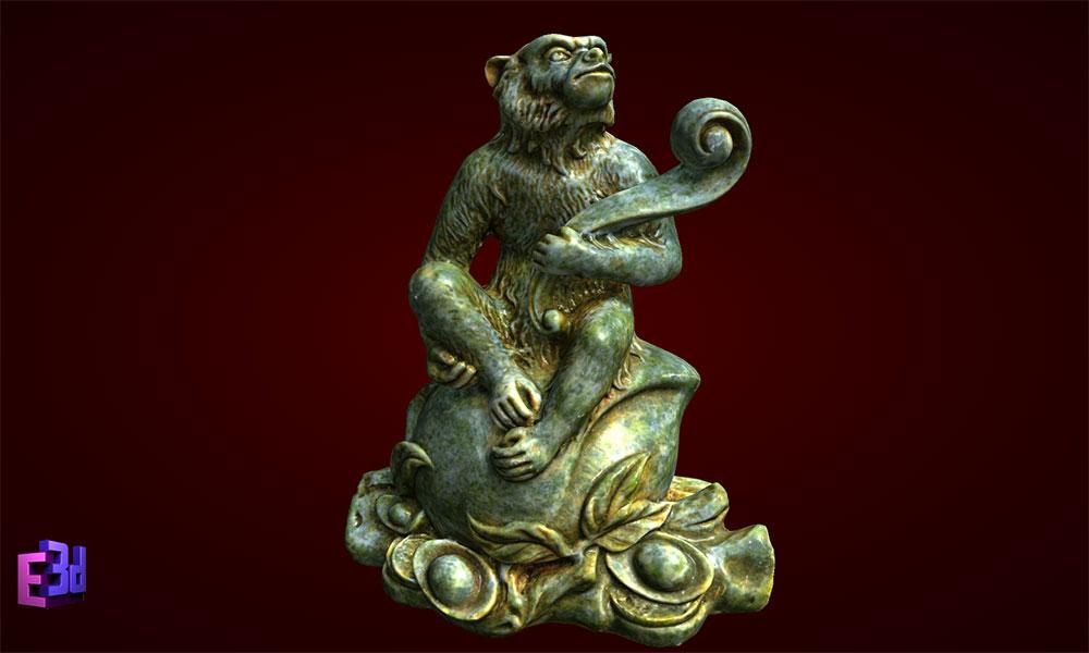 Quà tết Bính Thân Khỉ như ý