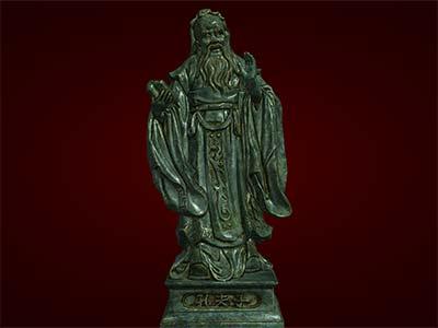 Tượng Khổng Tử, biểu tượng của trí tuệ. hàng thủ công mỹ nghệ. Quà tặng tết 2016