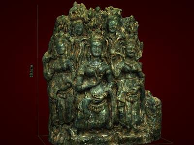 Lọ vũ nữ Aspara- quà tặng