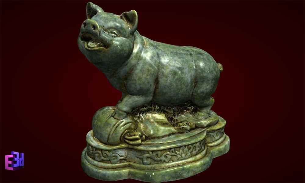 Lợn giáp bé