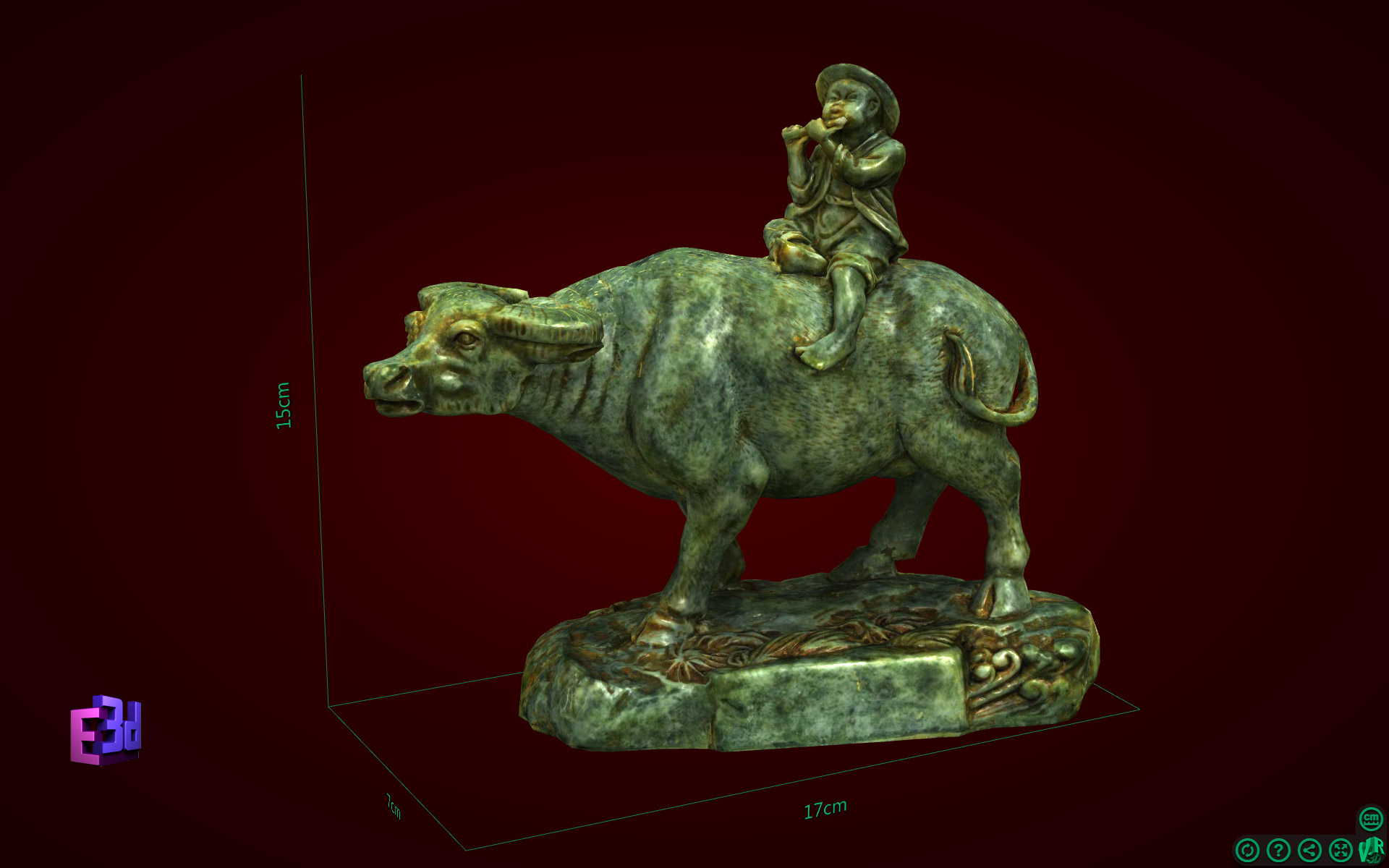 Tượng mục đồng - Quà lưu niệm đặc trưng của Việt Nam