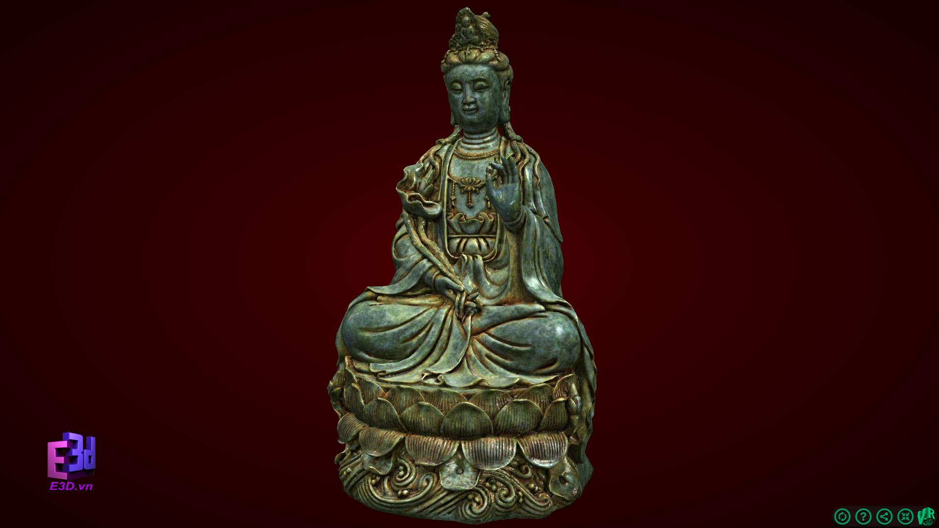 Tượng Phật Bà Quan Âm Hình Ảnh Phật Bà Quan Âm