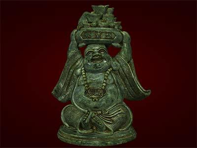 Phật Di Lặc. Quà tặng mẹ