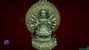 Tượng Phật Chuẩn Để Bồ Tát