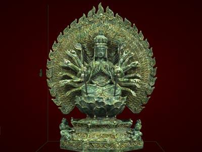 Phật thiên thủ thiên nhãn, phật nghìn mắt nghìn tay