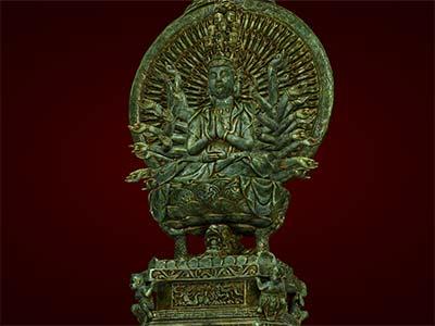 Phật Thiên Thủ Thiên Nhãn . Phật Bà Nghìn Mắt Nghìn Tay.