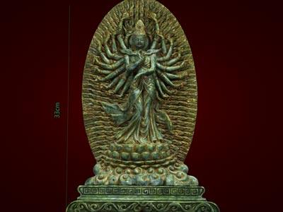 Tượng Phật nghìn tay nghìn mắt