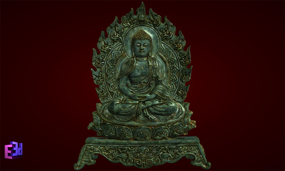 Hình Phật A Di Đà