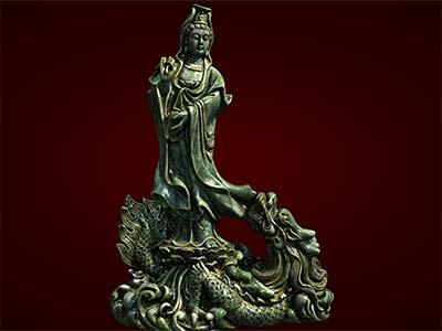 Tượng Phật Bà Quan Âm Nam Hải