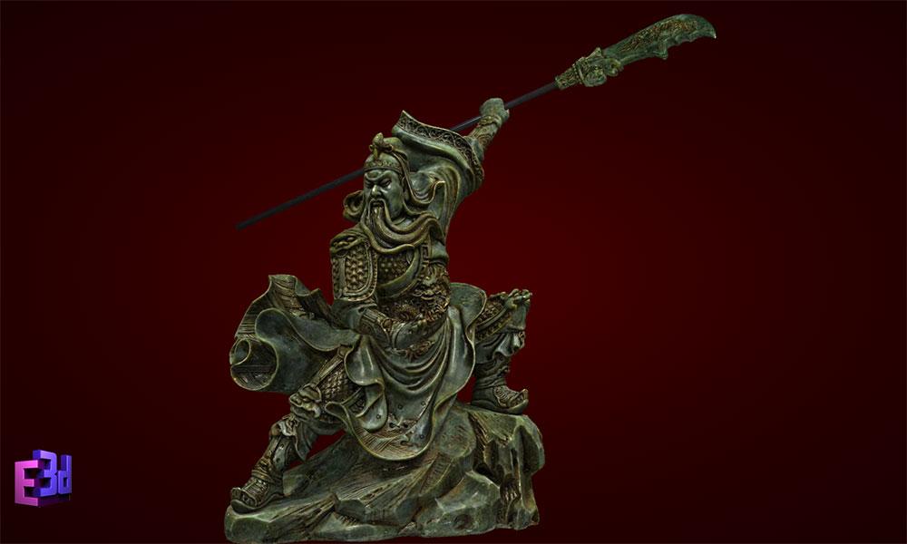 Tượng Quan Vũ - Quà tặng sếp nam