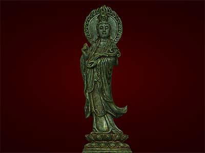 Quán Thế Âm Bồ Tát. Tượng Phật Giáo