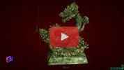 Quà tặng tượng rồng đá phong thủy