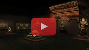 Virtual Museum 3D interactive video